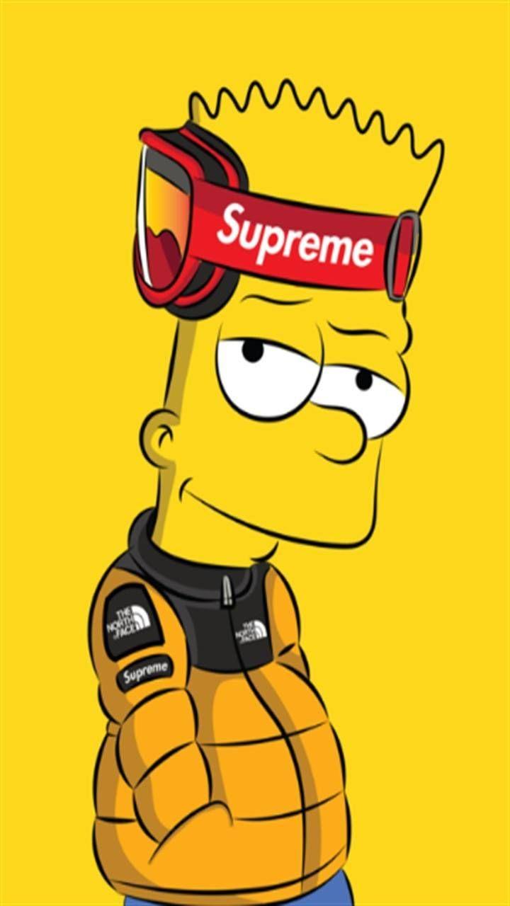 Download Simpson supreme Wallpaper by Amatoru88 5c on ZEDGE 720x1280