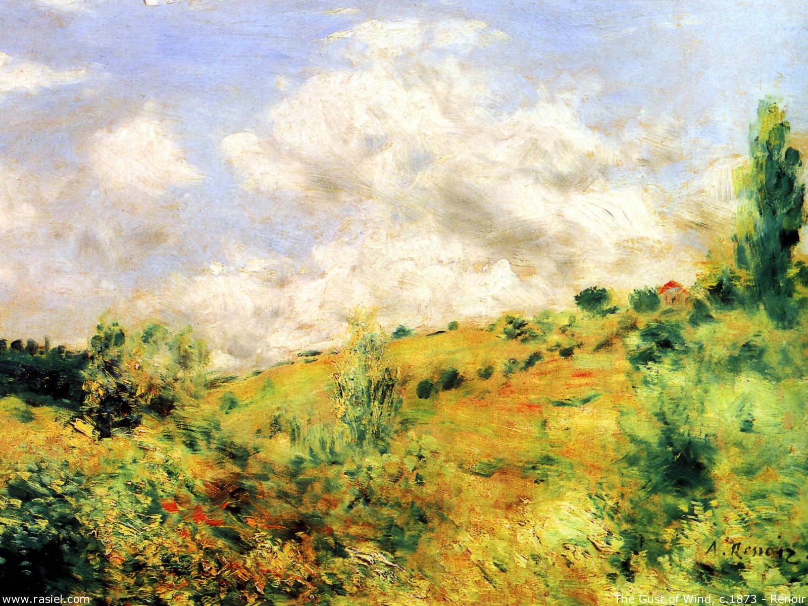 Renoir Wallpaper - Wal...