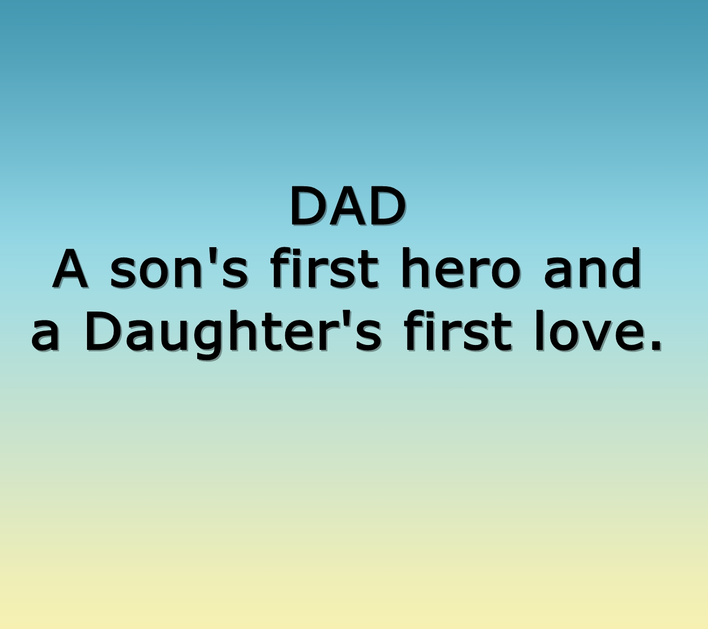 Dad Humor Best Sayings Quote Loving Words HD W 17883 Wallpaper 1440x1280