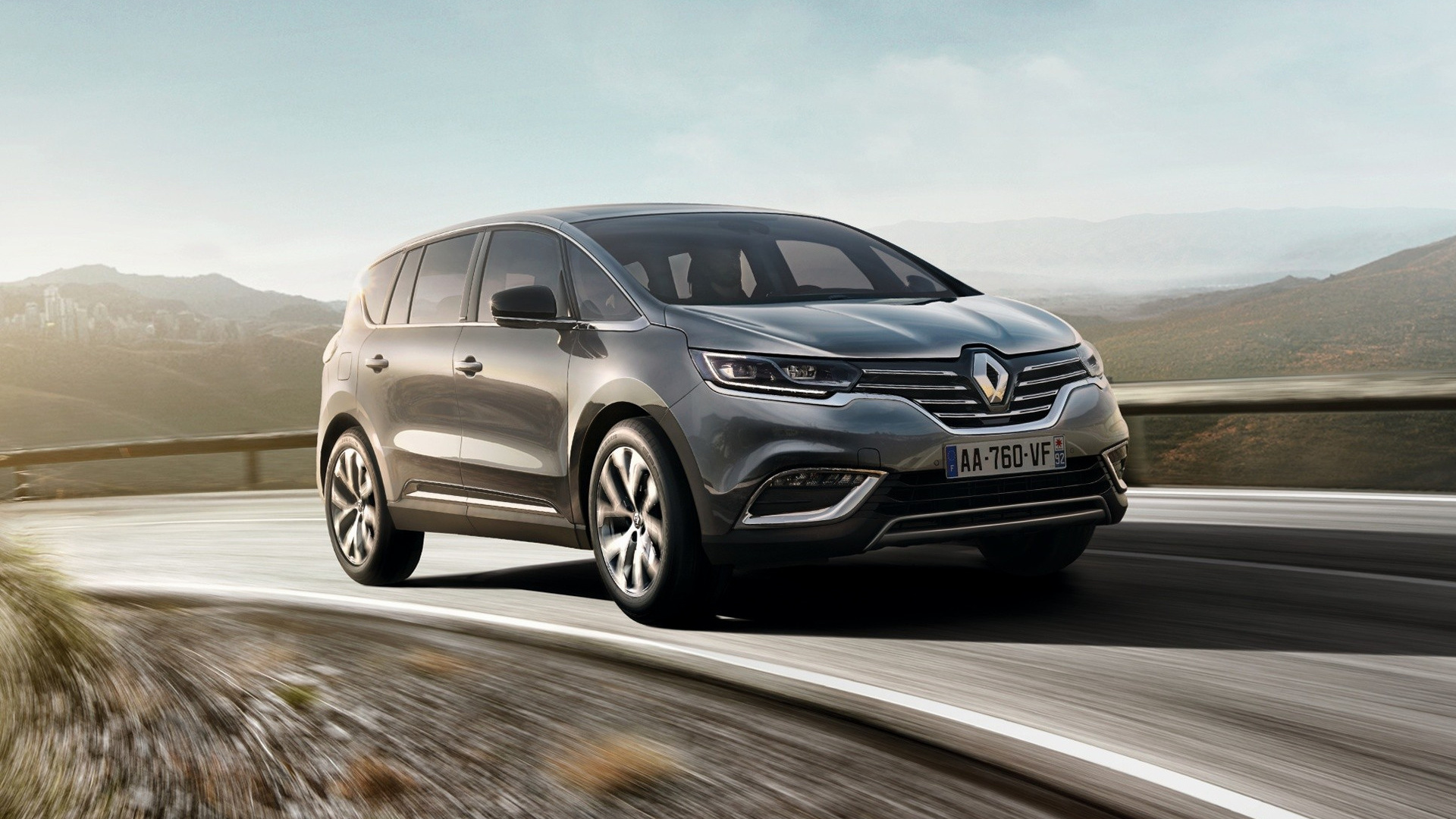 Free Download 2015 Renault Espace Wallpapers And Hd Images Car