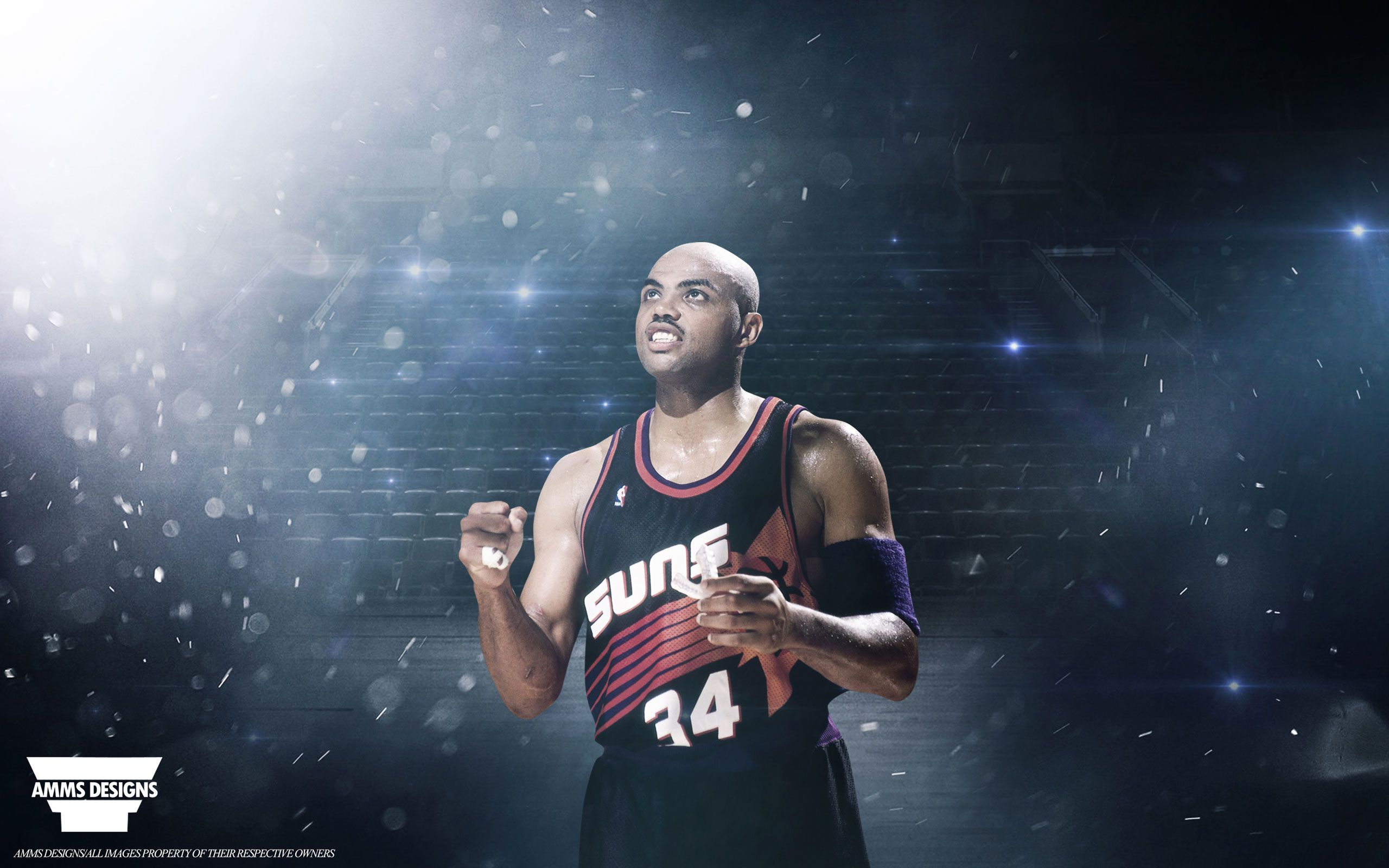 Charles Barkley Wallpapers Basketball Wallpapers at Best Games 2560x1600