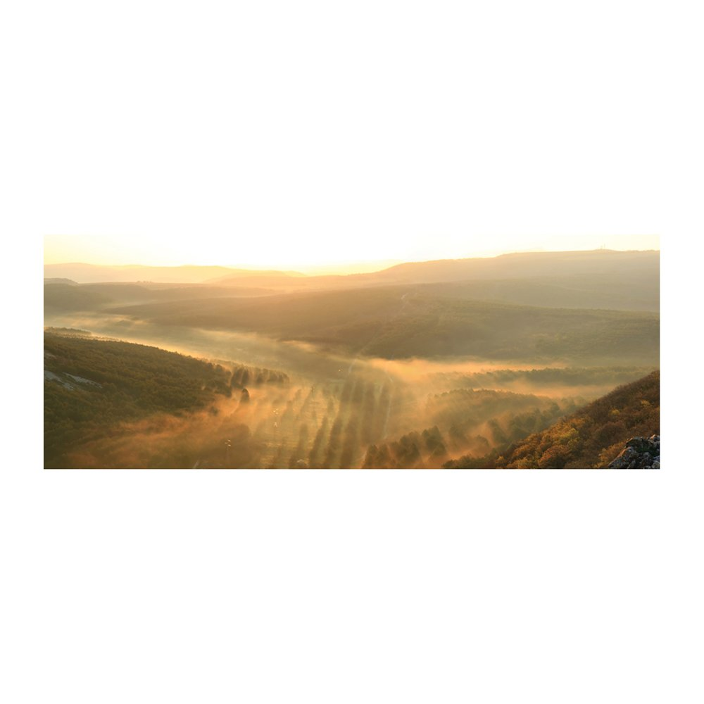 Nature Sunrise Panoramic Removable Wallpaper Mural Lowes Canada 1000x1000