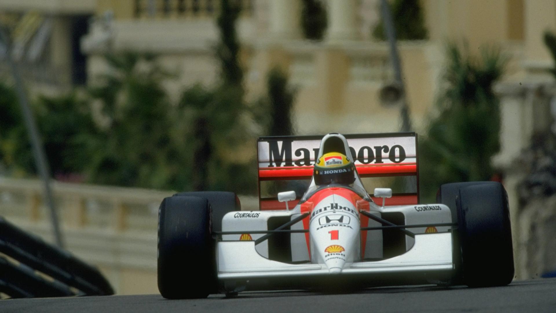 75 Ayrton Senna Wallpaper On Wallpapersafari