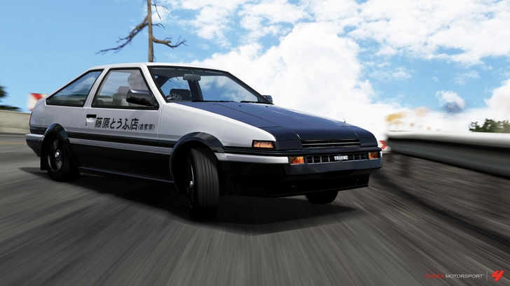initial d ae86 trueno 3840x2160 wallpaper High Quality WallpapersHigh 728x409