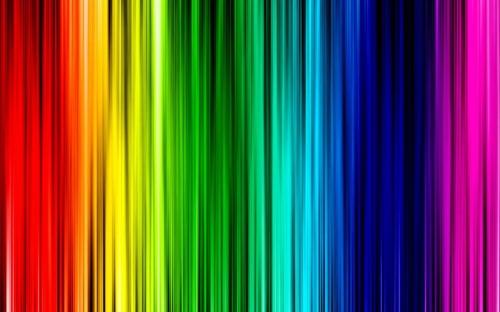 Rainbow Stripes 500x312