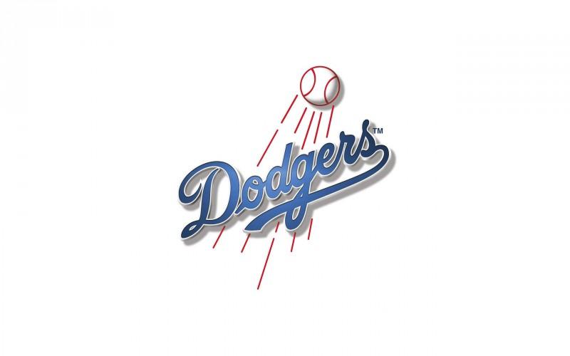 Name Los Angeles Dodgers 2014 Logo Wallpaper 800x500