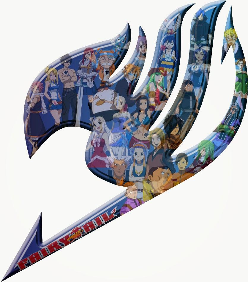 Fairy Tail Logo Wallpaper 25jpg 835x949