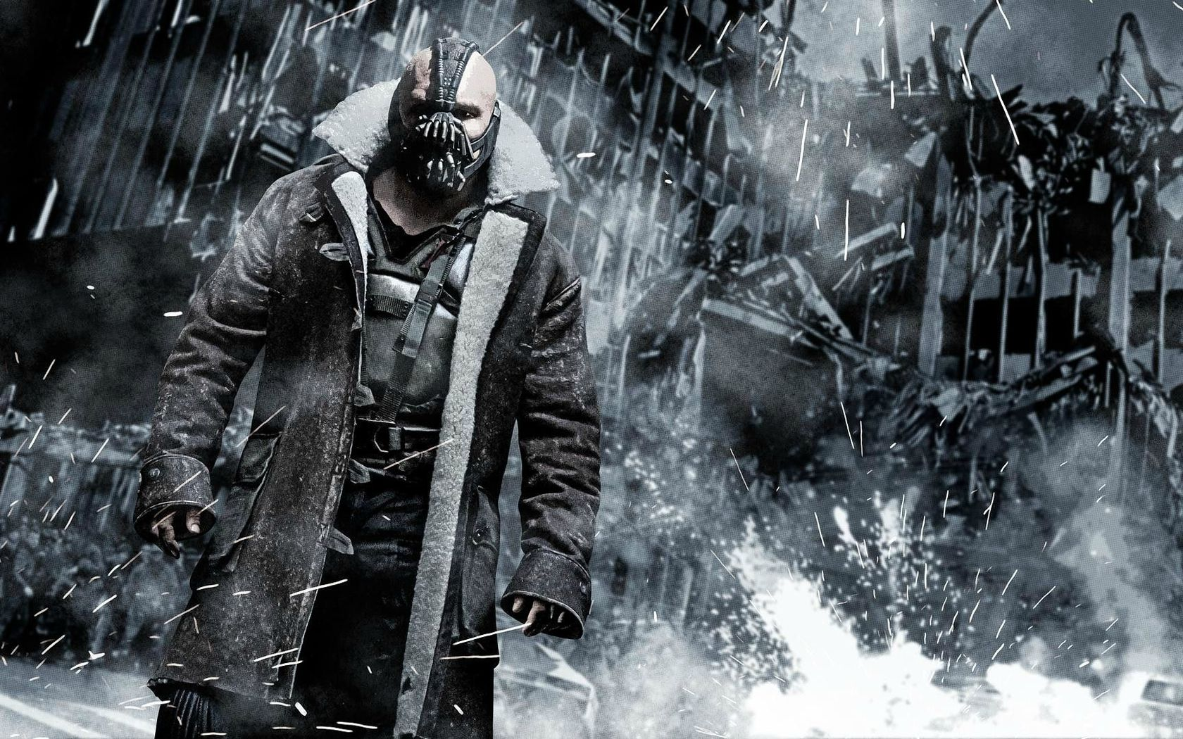 Download Bane The Dark Knight Rises Wallpaper 1680x1050