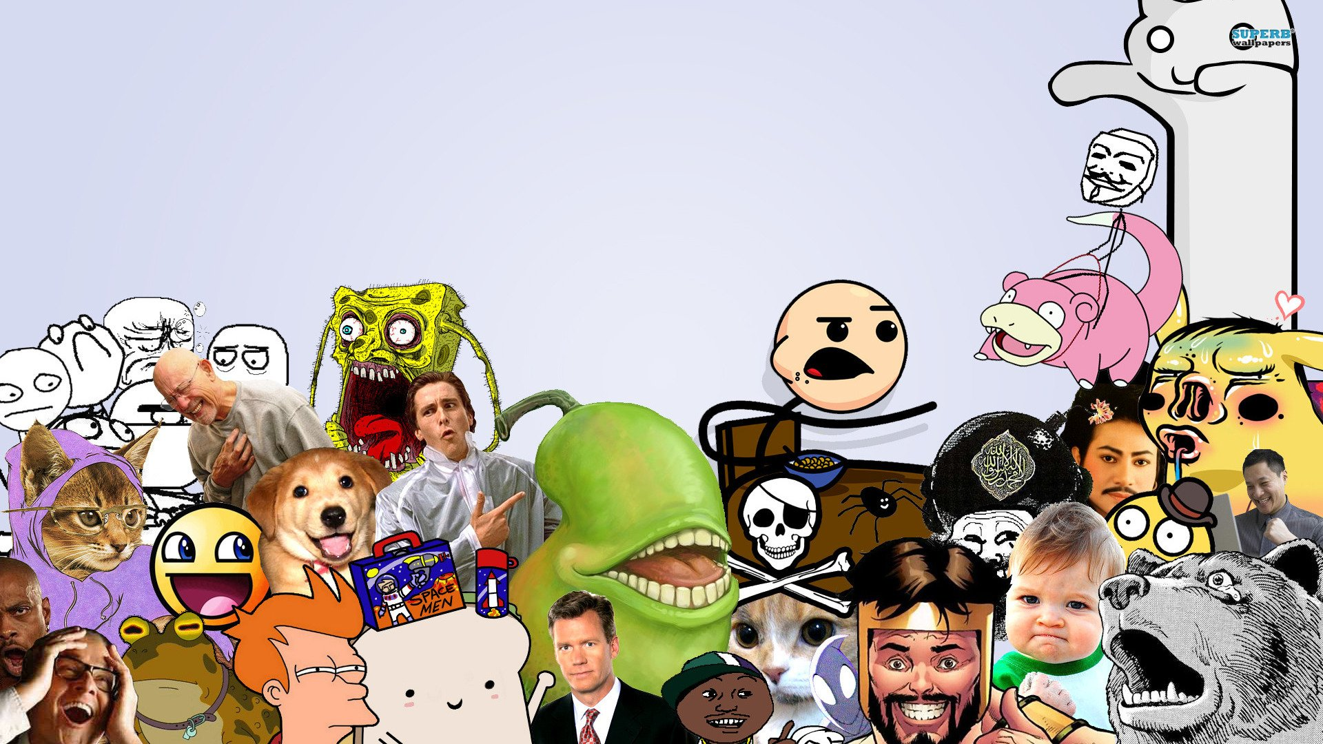 Meme Wallpaper   Memes Wallpaper 30218798 1920x1080