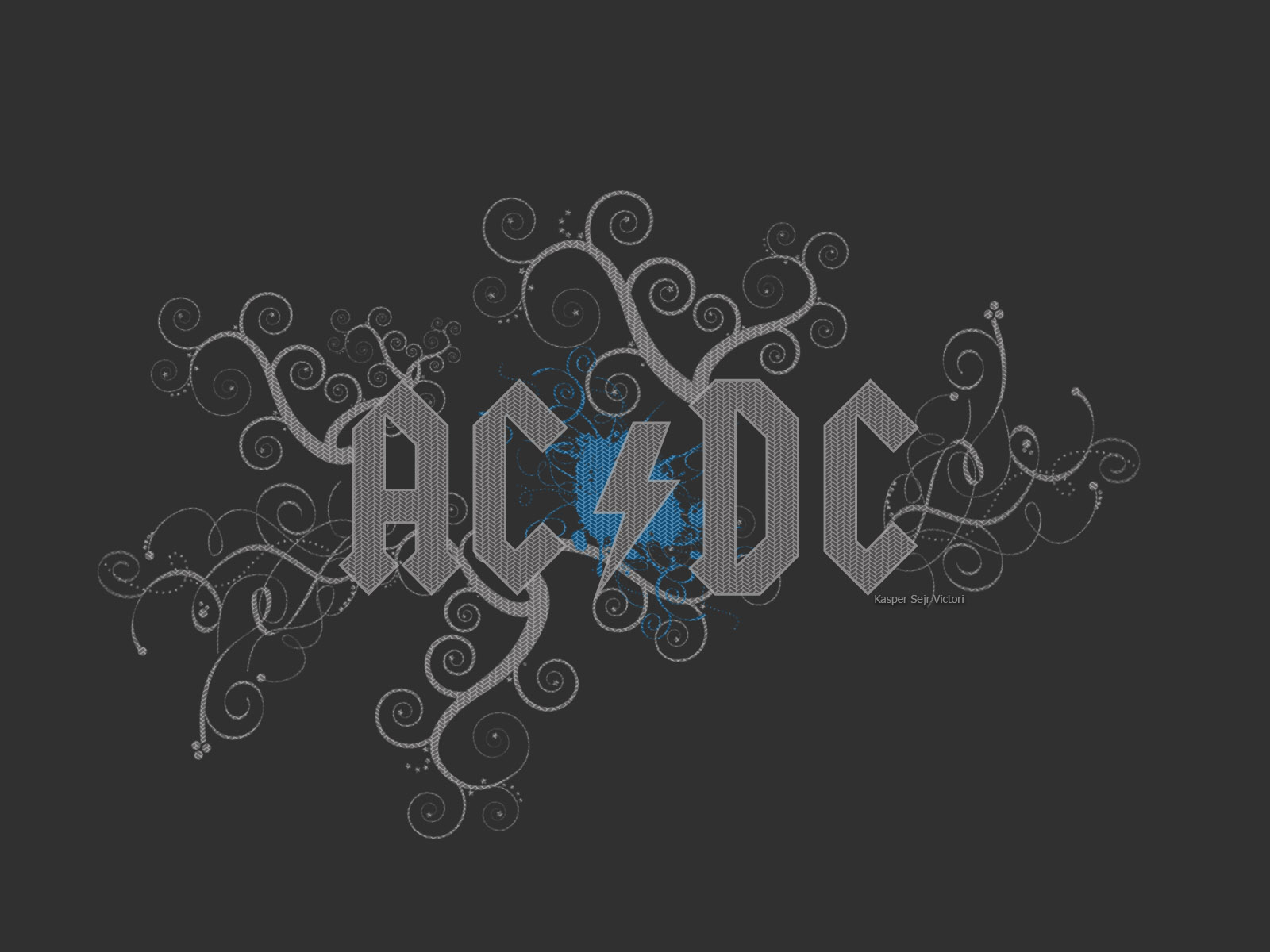 Fondos De Escritorio Hd Dc: AC DC Logo Wallpapers