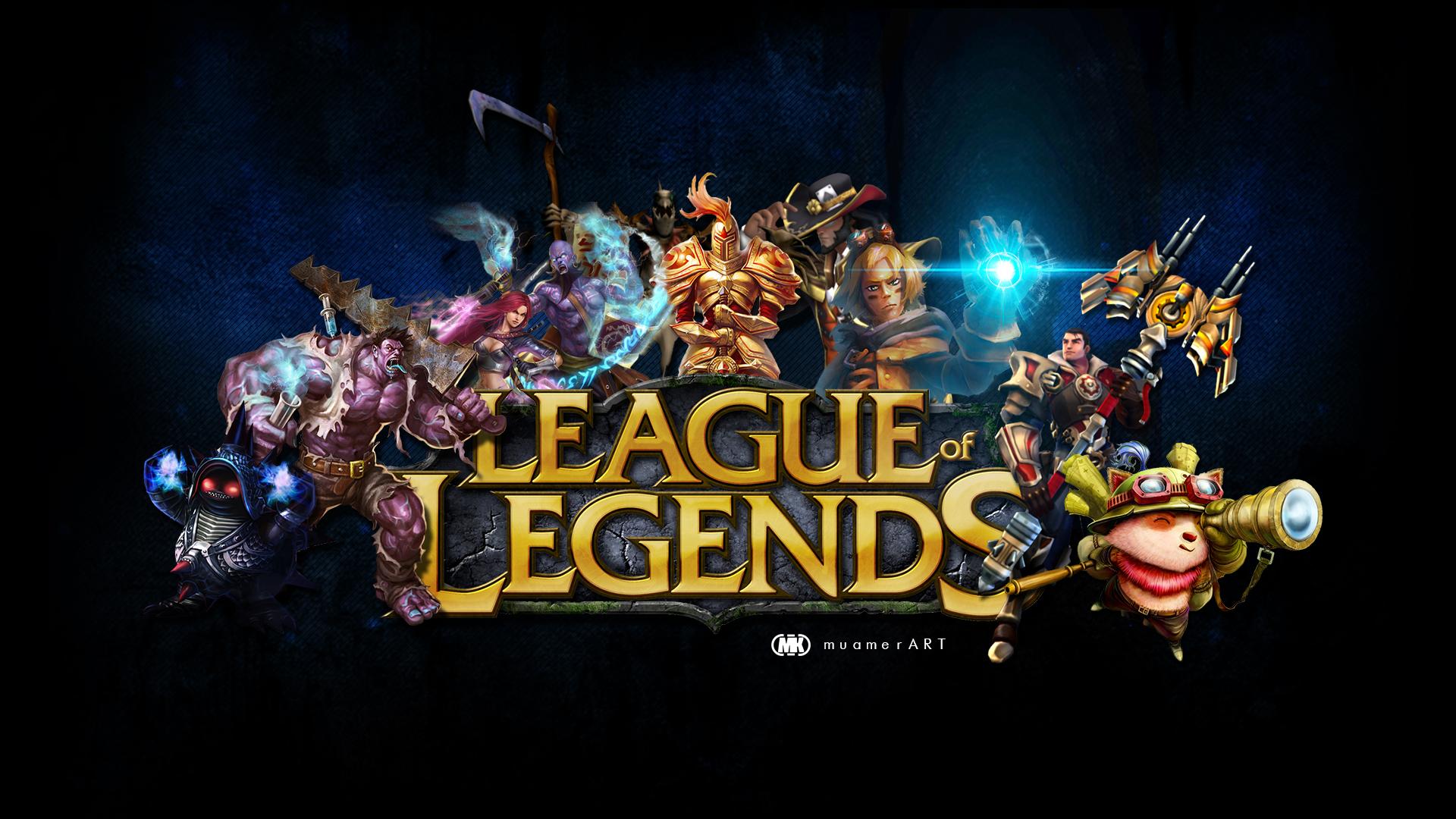 League Of Legends Wallpapers Hd wallpaper   1108495 1920x1080