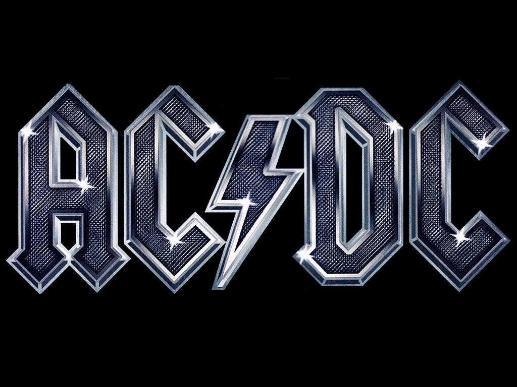 LogRock AC DC Wallpaper 1024x768