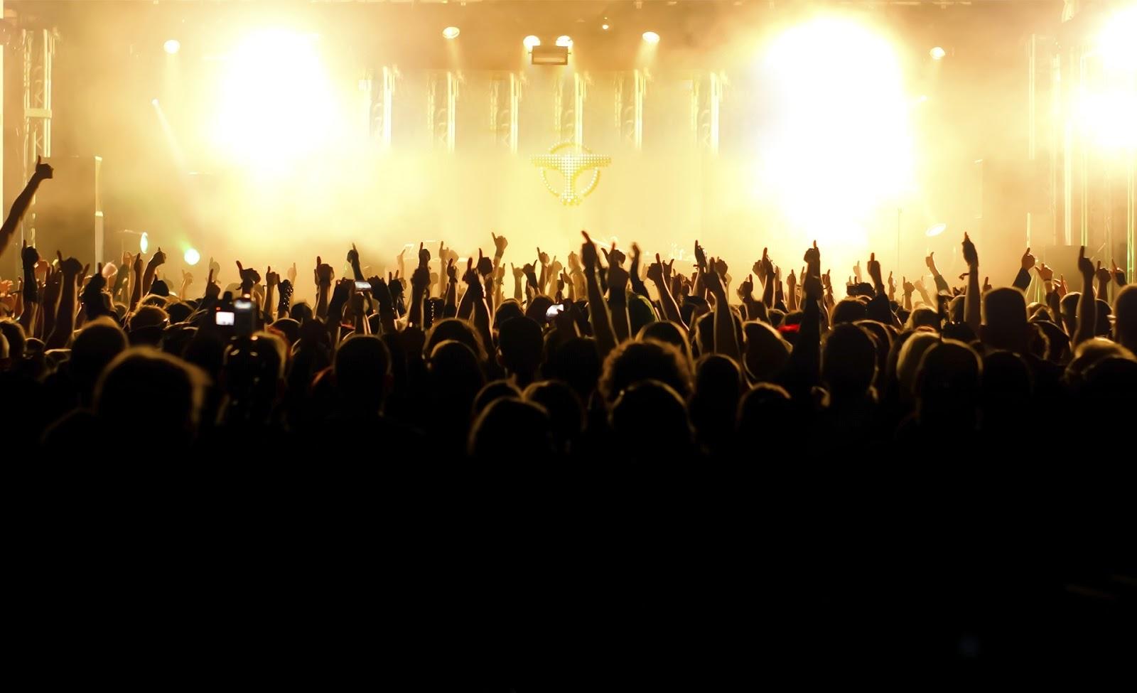 Big Concert Tours