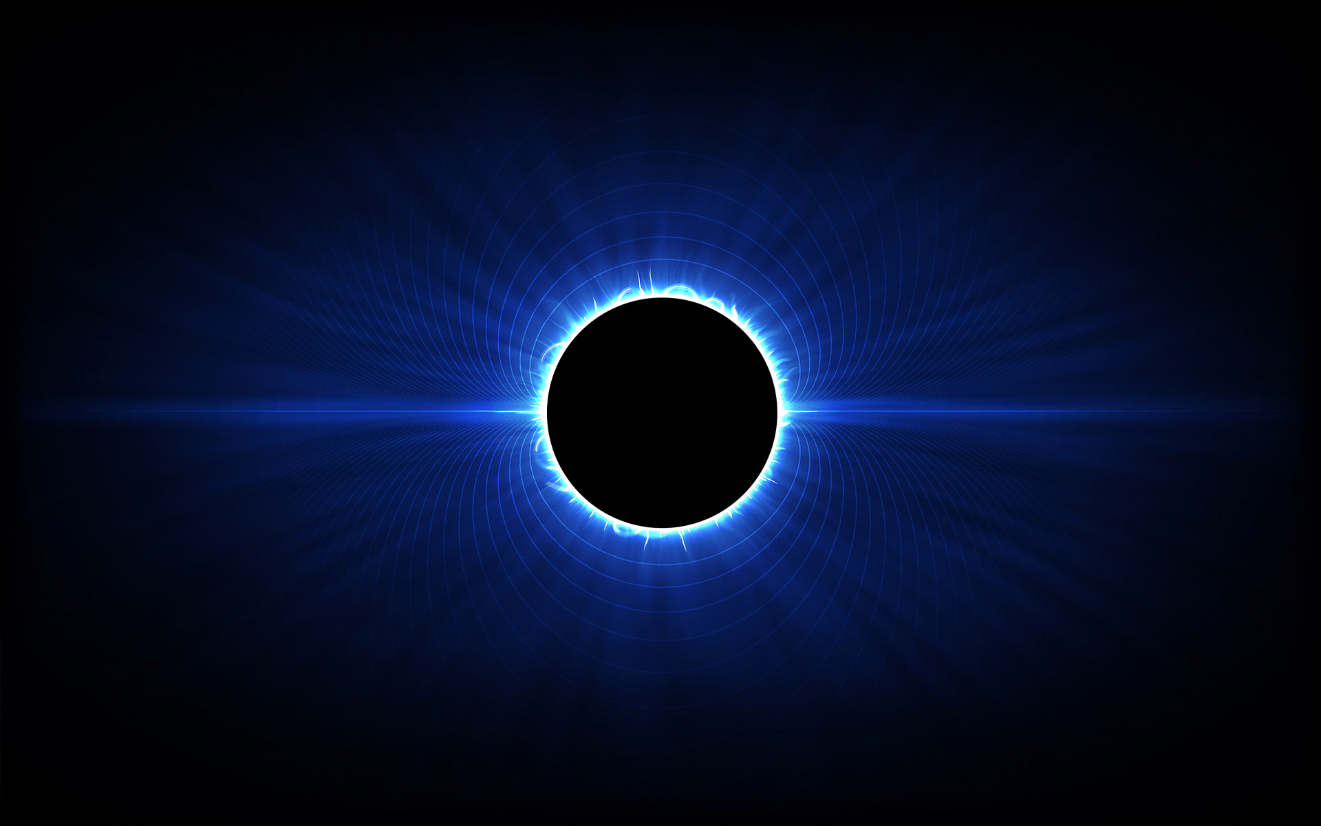 9 Awesome HD Solar Eclipse Wallpapers - HDWallSource.com