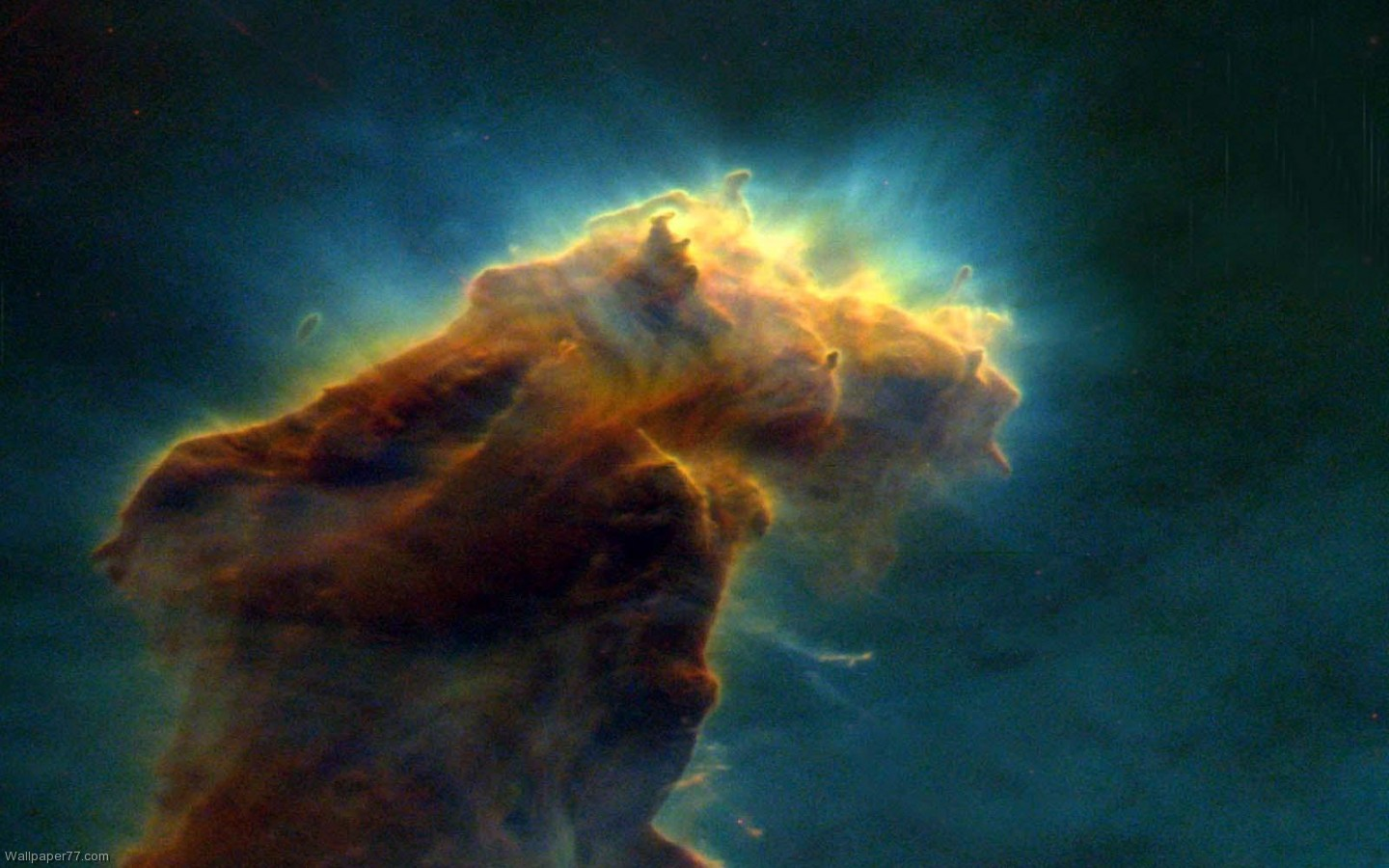 Nebula Clouds galaxy wallpapers space wallpapers nebula wallpapers 1440x900