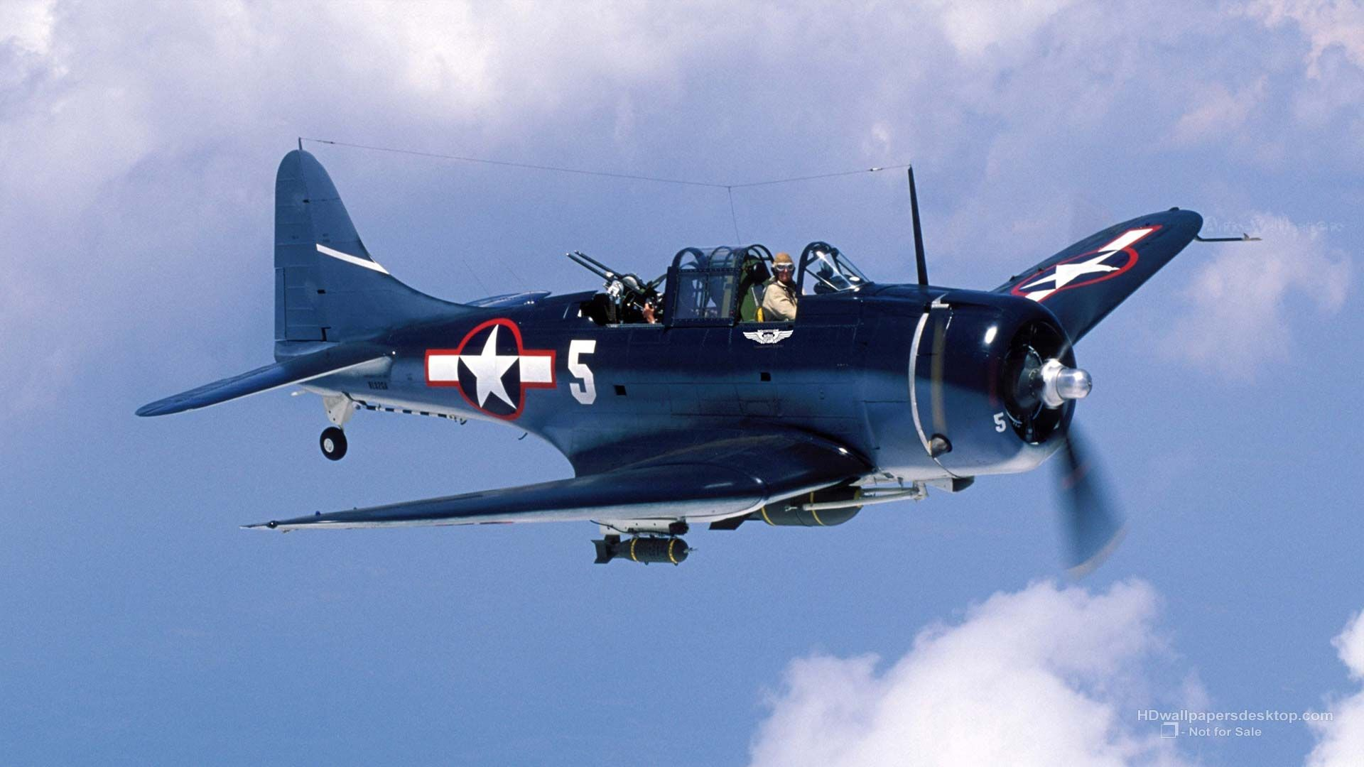 WW2 Airplane Wallpaper  WWII American Aircraft 1920x1080