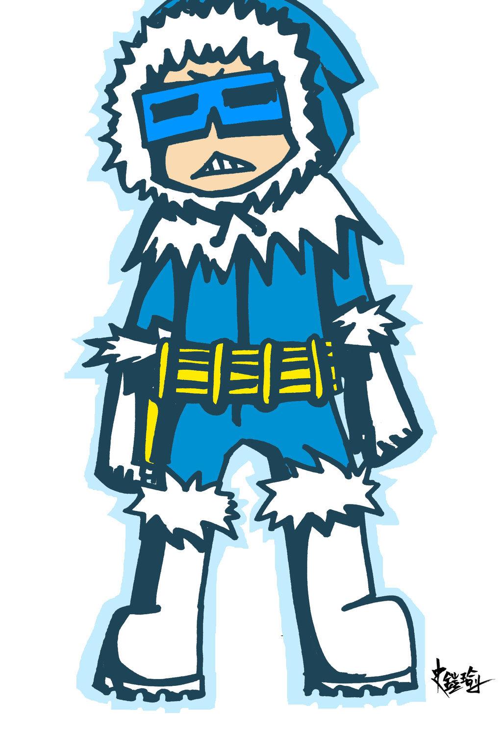 DeviantArt More Artists Like Captain Cold by Spydormonkey 1024x1489