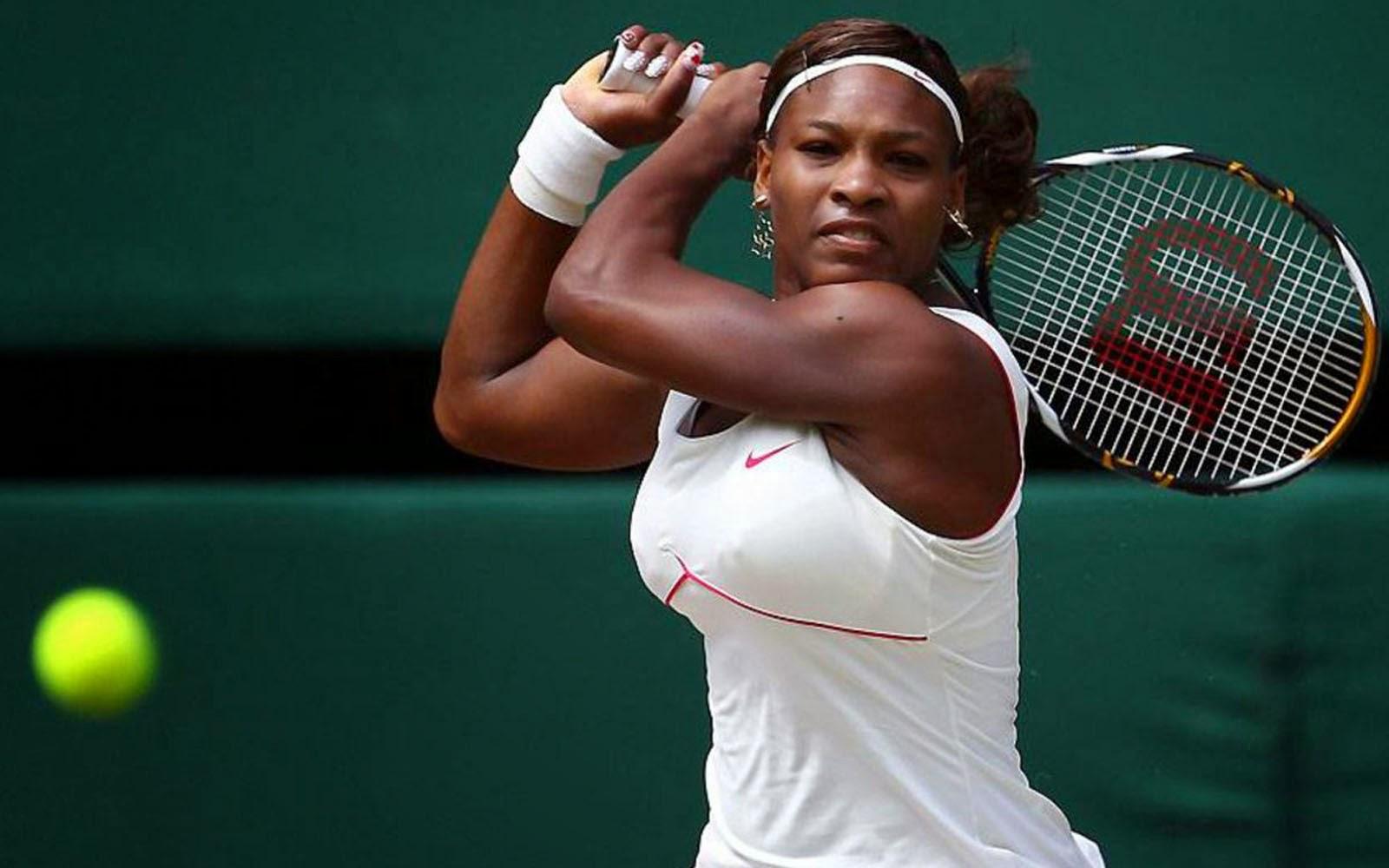 Serena Williams Wallpaper   Serena Williams Wallpaper 41815959 1600x1000