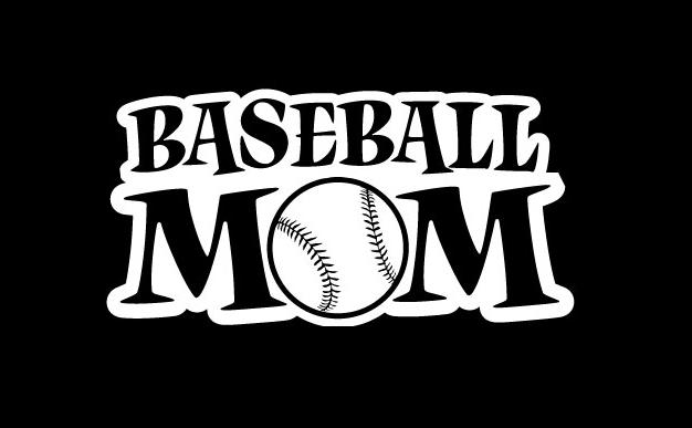 Baseball Mom III Decal Sticker httpcustomstickershopusproduct 626x387
