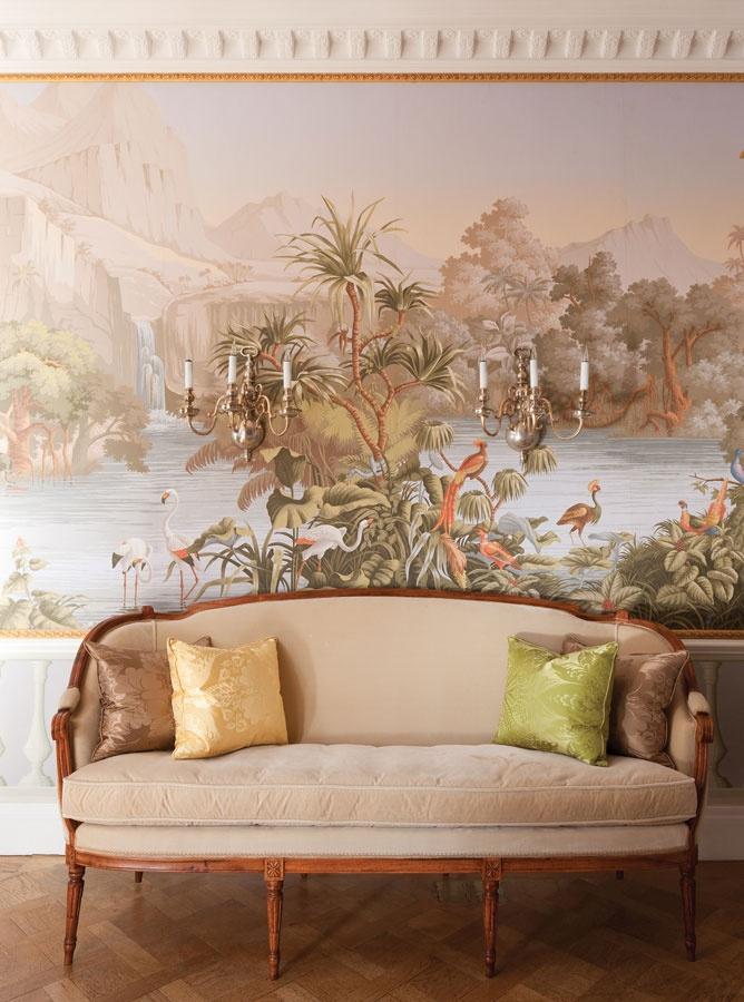 de Gournay hand painted wallpaper wallpaper Pinterest 668x900
