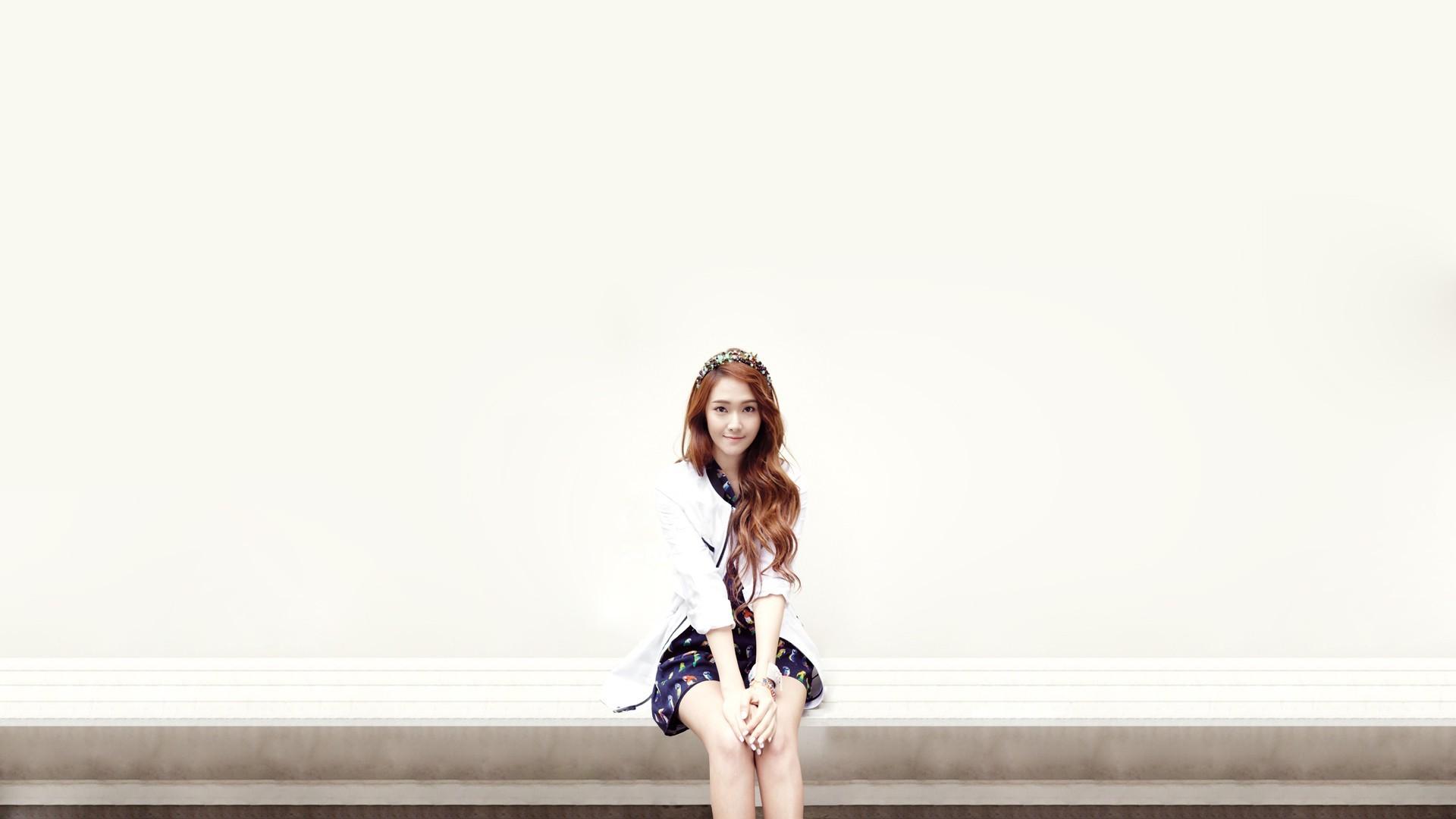 jessica jung snsd girls generation k pop wallpaper and background 1920x1080