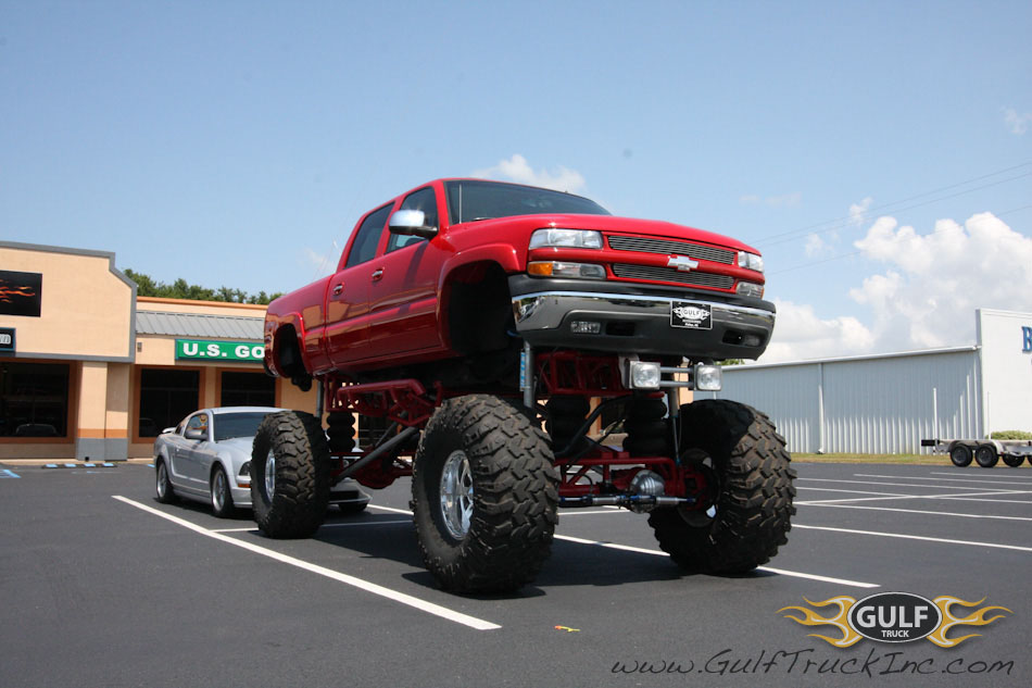 Silverado Ss Lifted BvVBluab FewMocom Cool Car Wallpaper 950x633