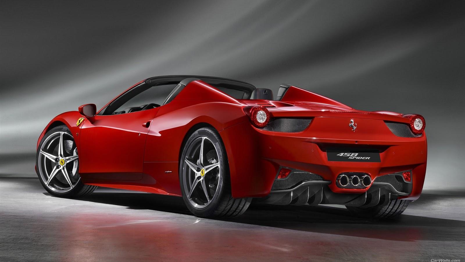 24 Ferrari Car Wallpapers On Wallpapersafari