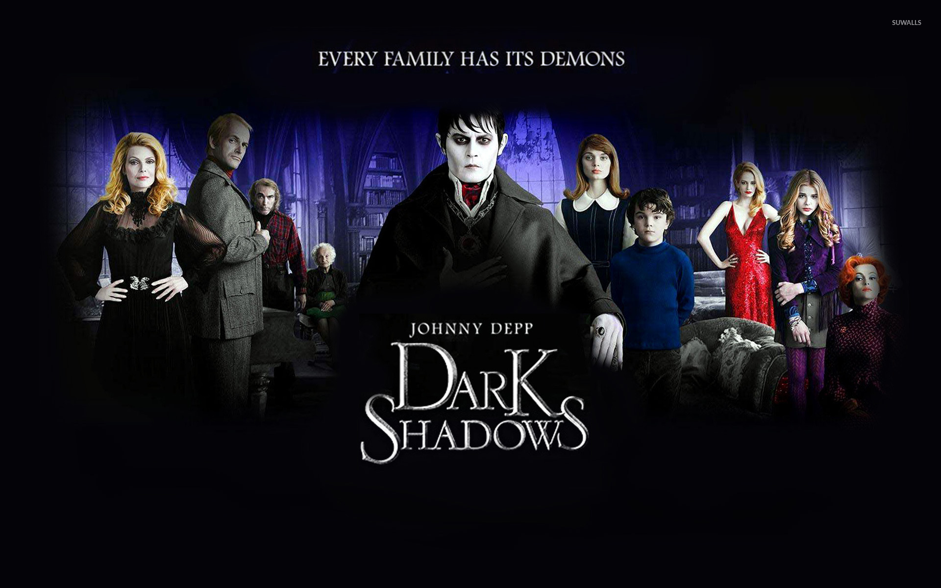 Dark Shadows wallpaper   Movie wallpapers   12934 1920x1200
