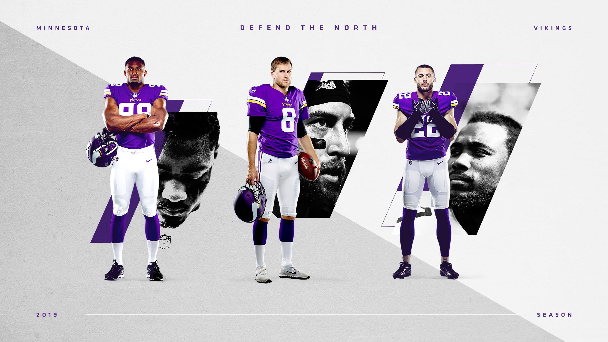 Desktop Wallpaper   Official website of the Minnesota Vikings 2560x1440