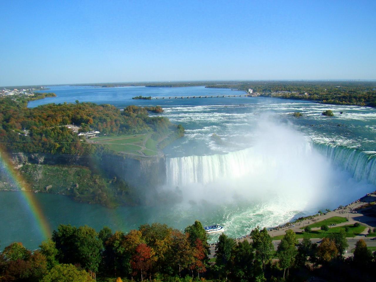 Niagara Falls Computer Wallpapers Desktop Backgrounds 1280x960 ID 1280x960