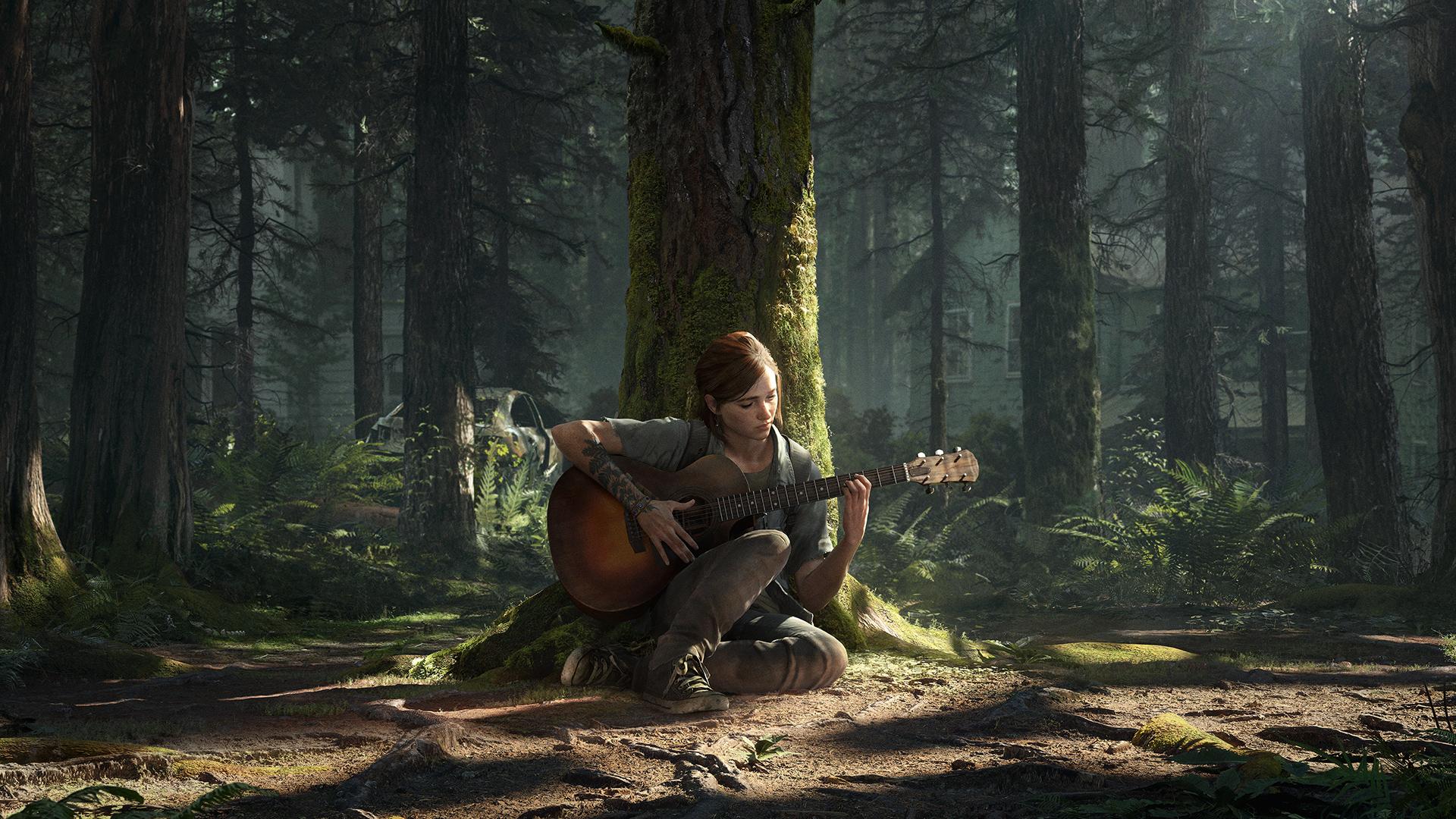 2560x1080 Ellie The Last of Us 2 2560x1080 Resolution Wallpaper 1920x1080