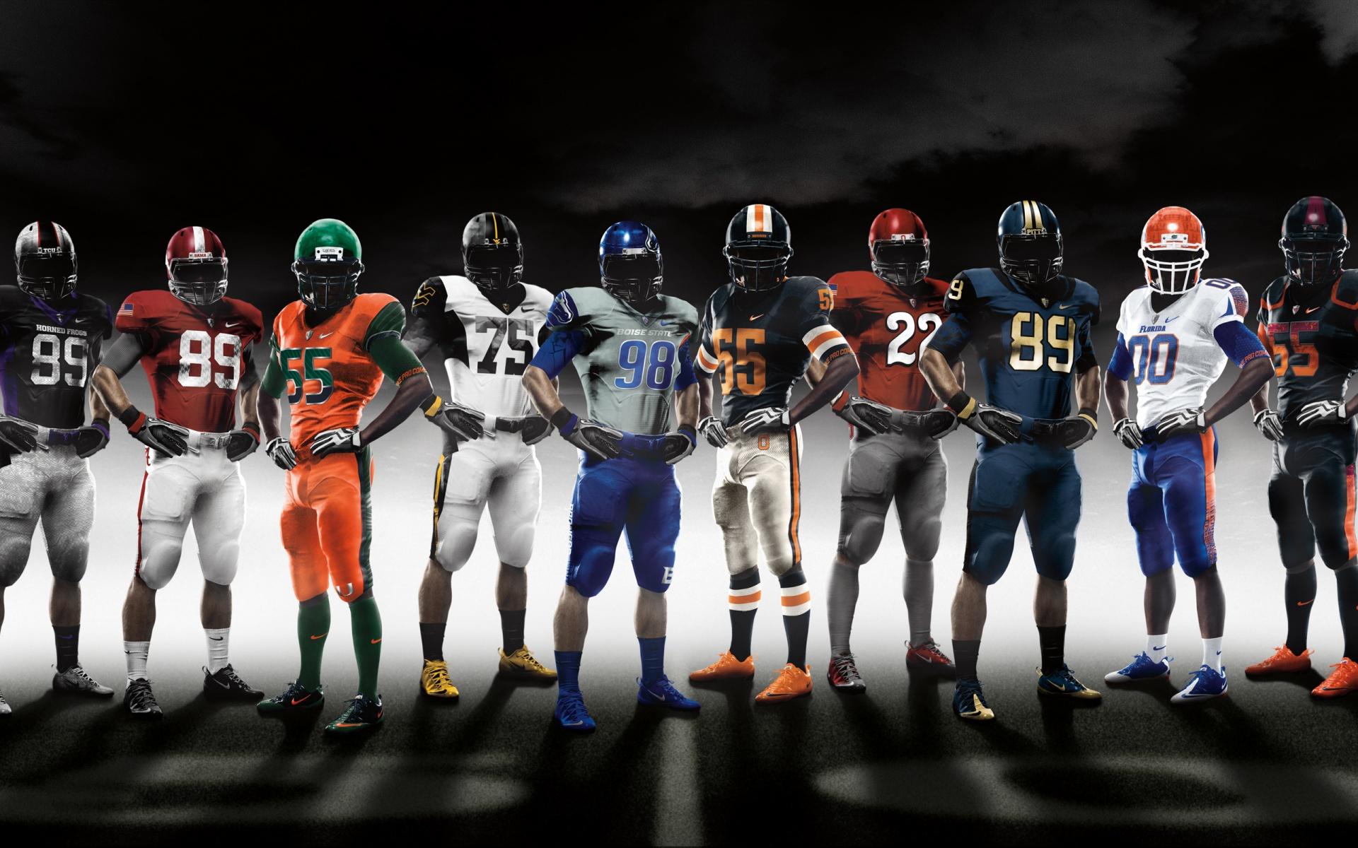 American Football Teams Full HD Desktop Wallpapers 1080p 1920x1200