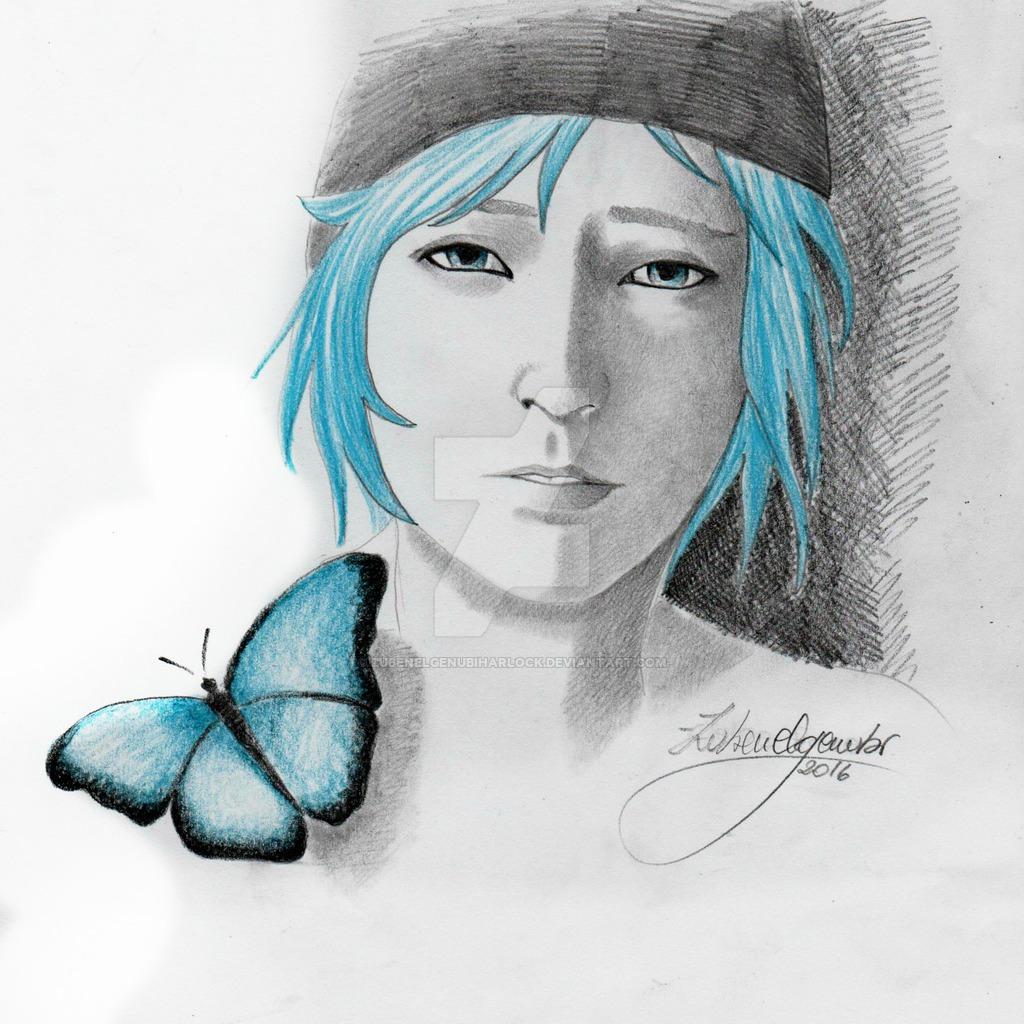 Chloe Price by ZubenelgenubiHarlock 1024x1024