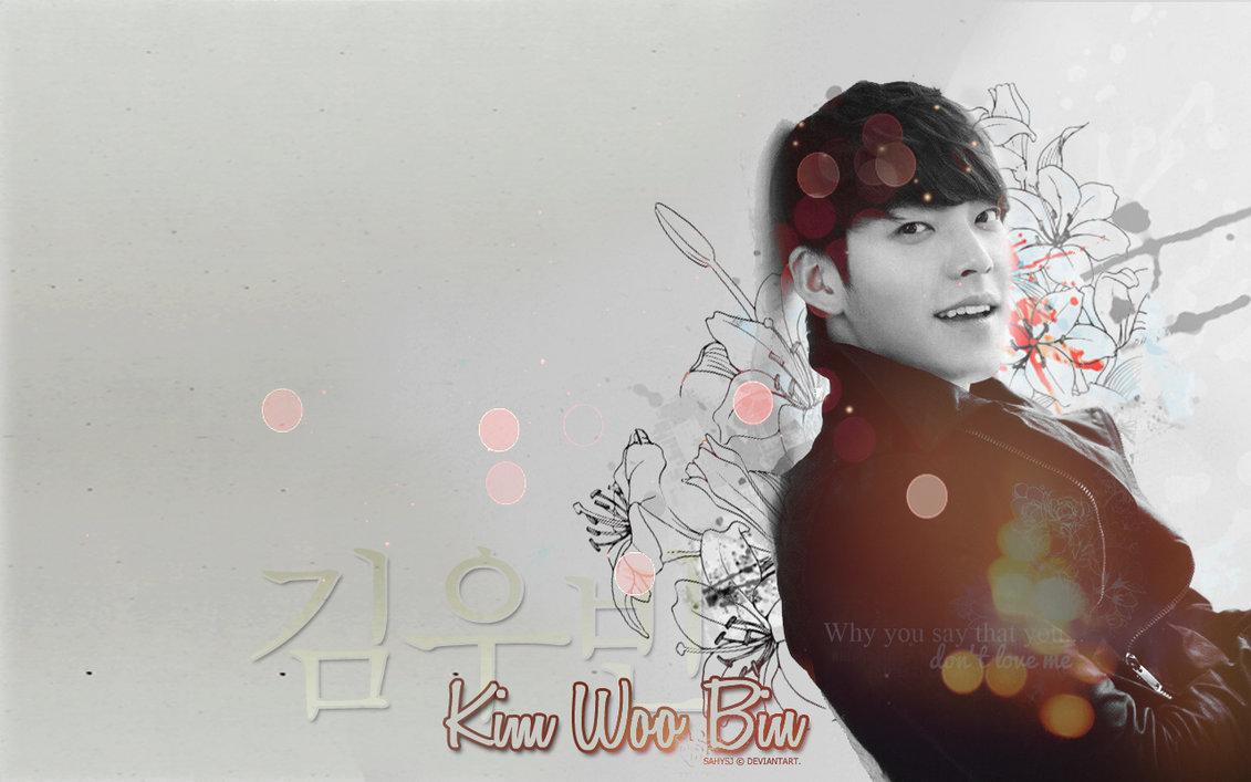 Kim Woo Bin   Wallpaper by SahysJ 1131x707