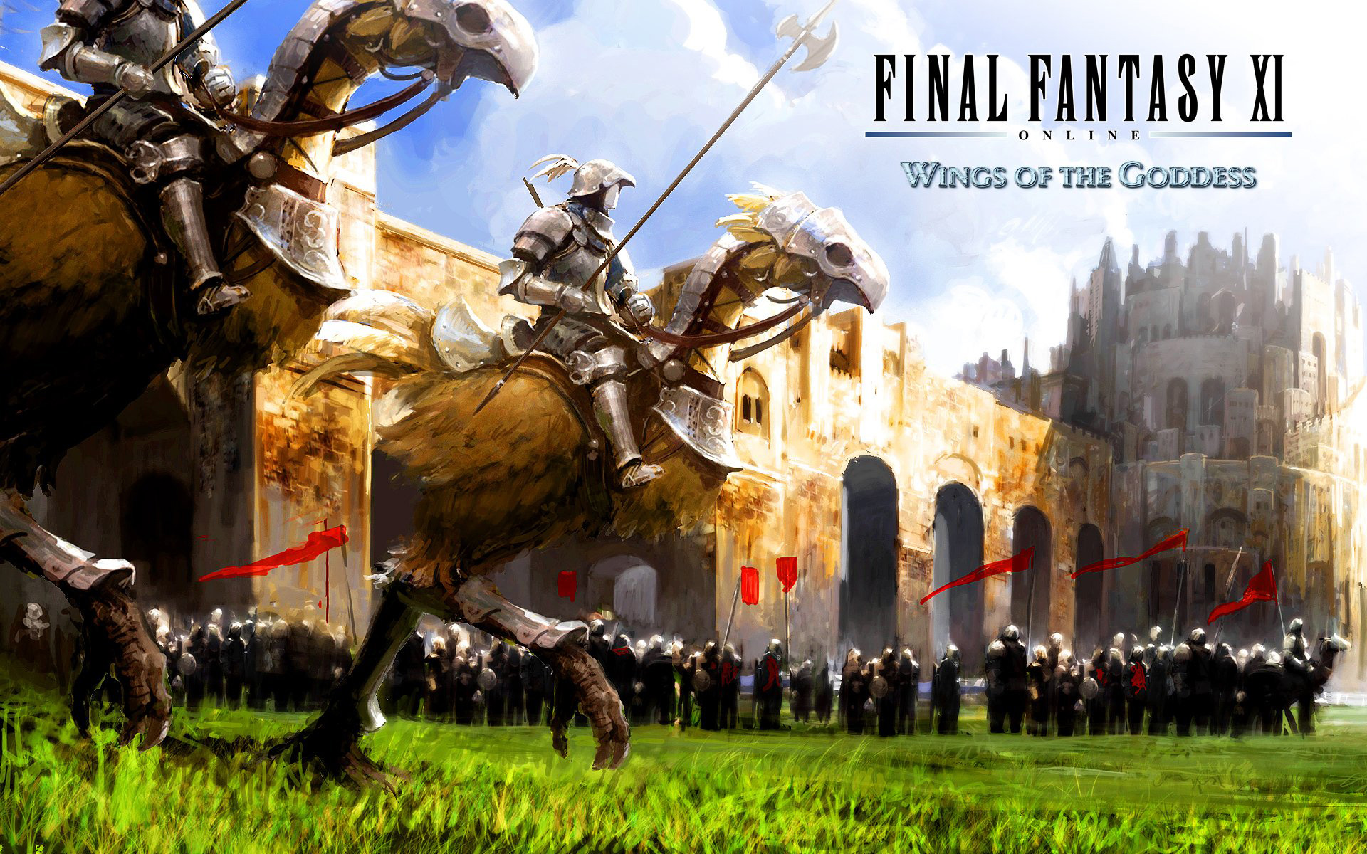 Final Fantasy XI 1920x1200 1920x1200