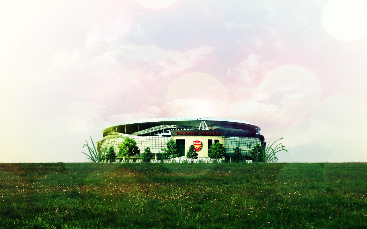 wallpapers hd for mac Emirates Stadium Wallpaper 1280x800