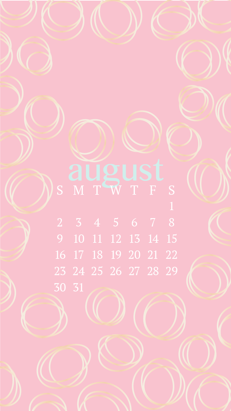 August 2015 iPhone Desktop Wallpapers 750x1334