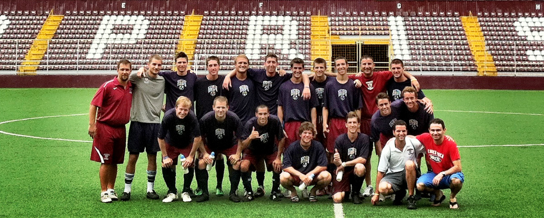 Usa Men Soccer Team Group Wallpaper HD Wallpaper 1829x732