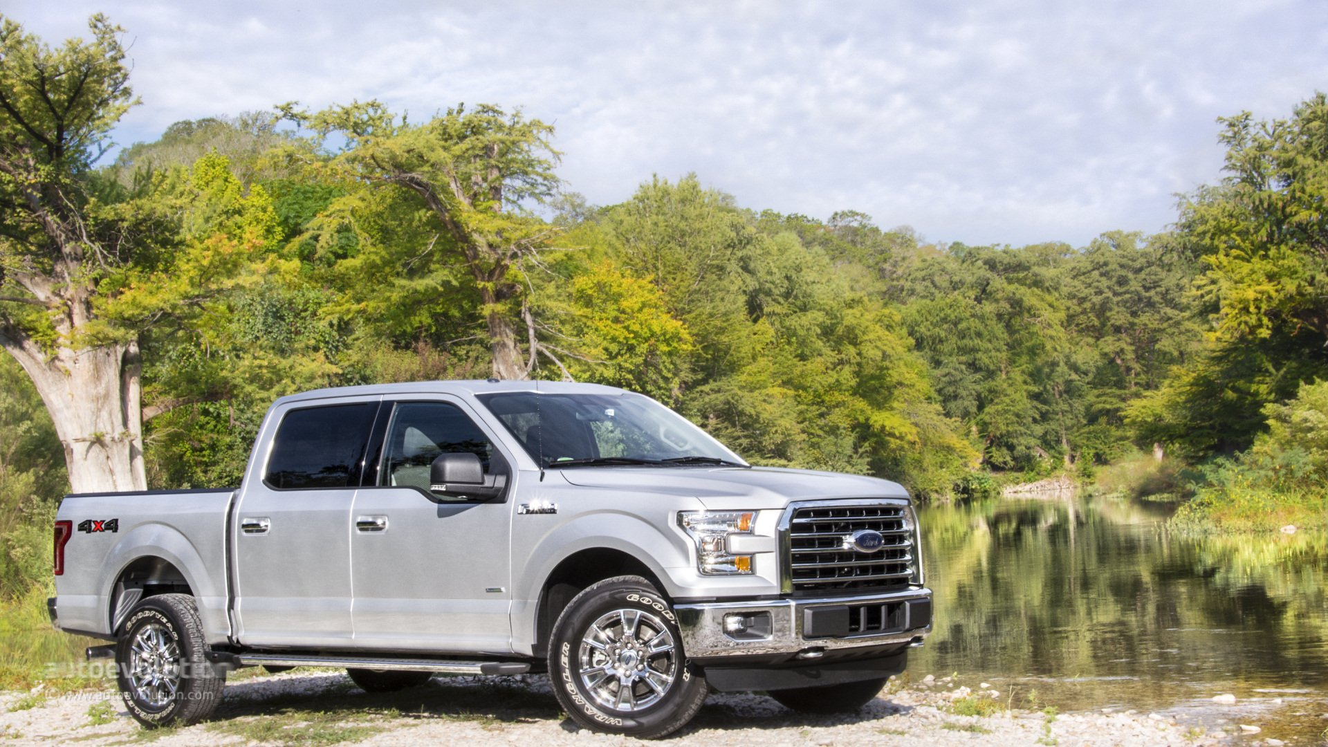 2015 Ford F 150 HD Wallpapers 1920x1080
