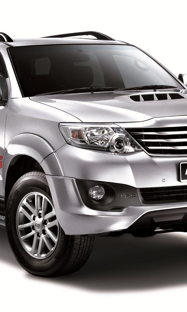 Android   Fortuner Car Wallpaper Hd Hd Wallpapers backgrounds 768x1280