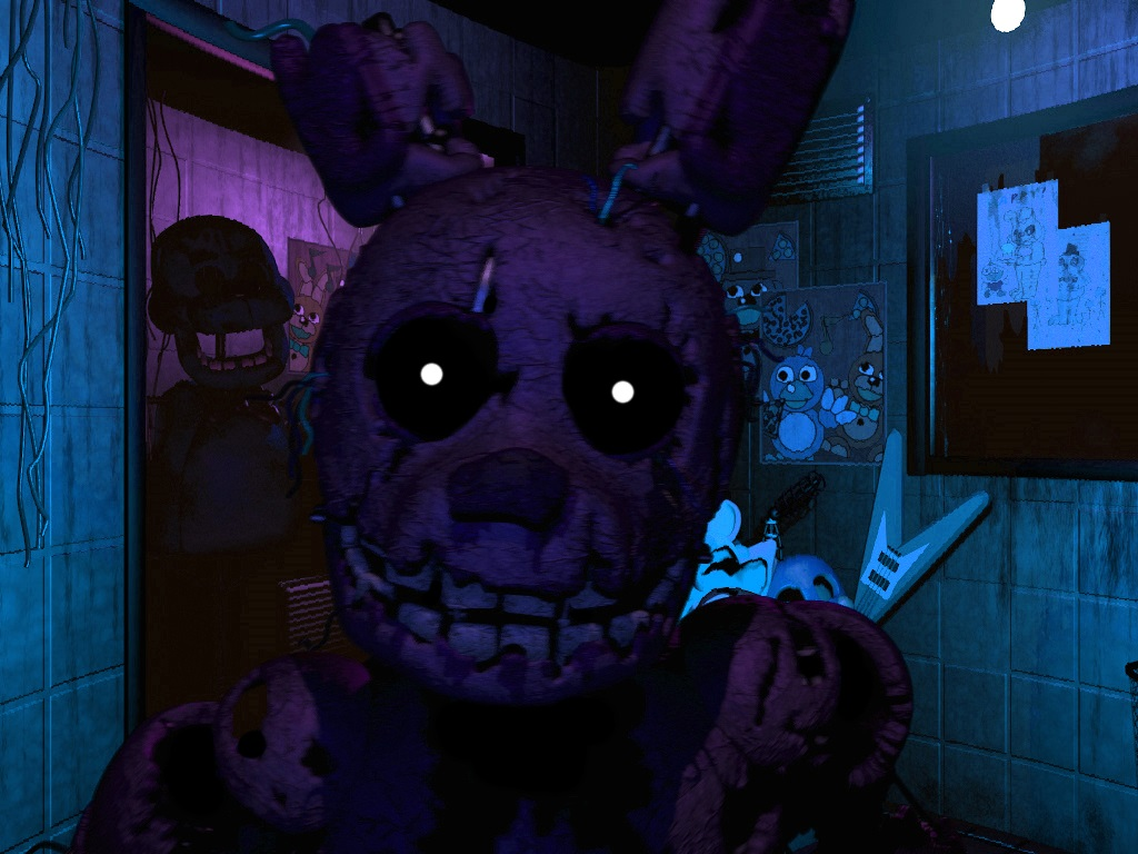 fnaf you can see and referee a portray of purple guy x reader fnaf 1024x768