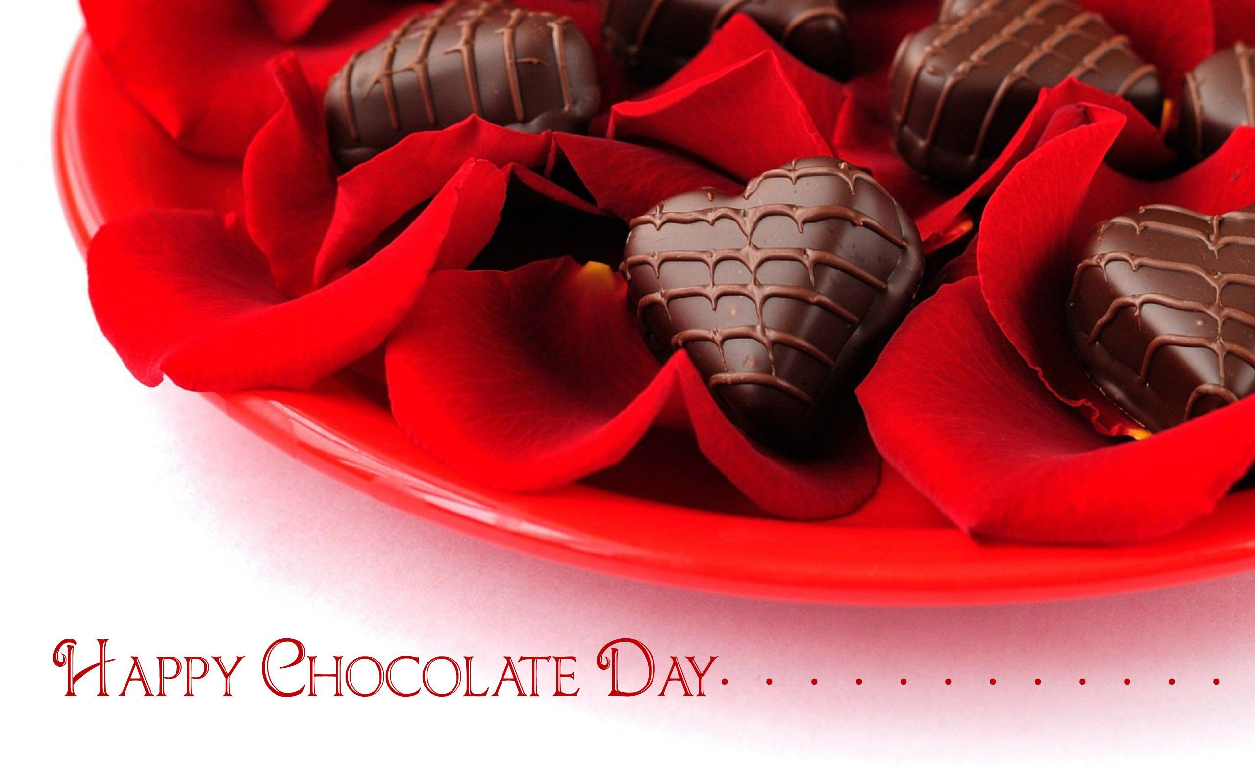 Happy Chocolate Day 2016 Images   New HD Wallpapers 2560x1600
