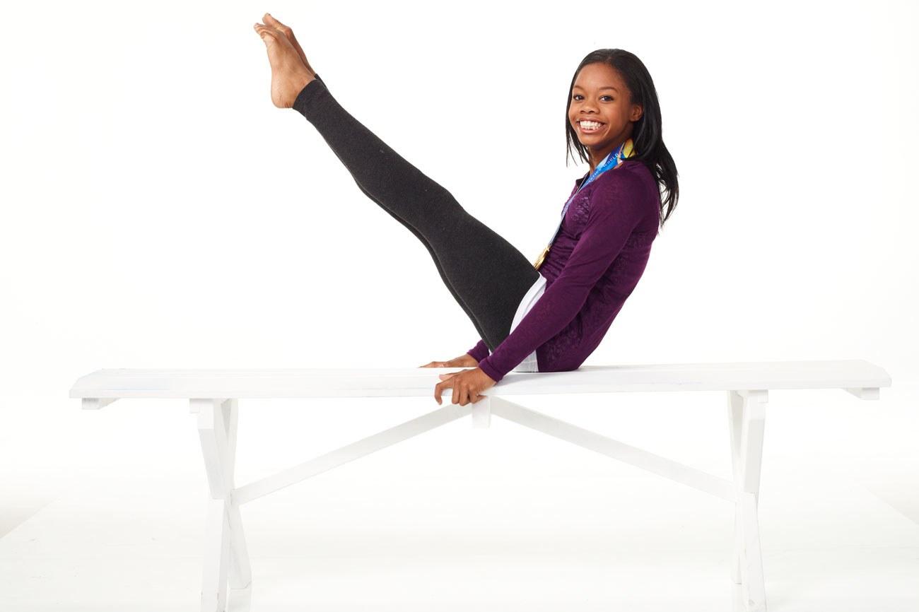 Gymnast Gabby Douglas on Preparing for the London 2012 1300x866