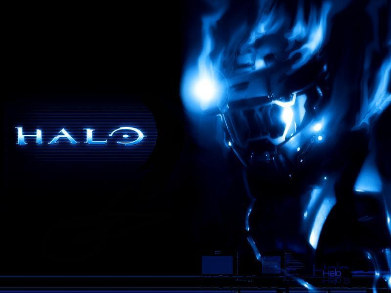 blue glow wallpaper background bungie microsoft xbox fps first person 800x600