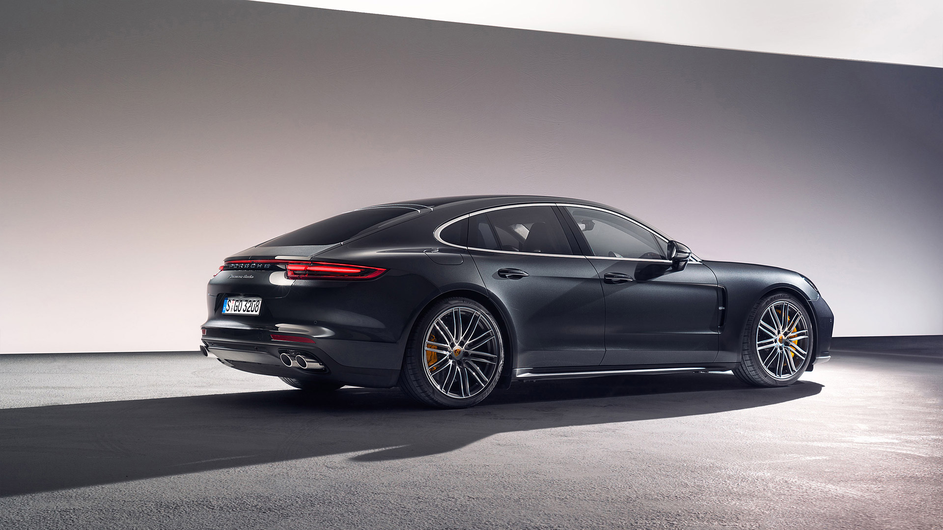 2017 Porsche Panamera Turbo Wallpapers HD Images   WSupercars 1920x1080