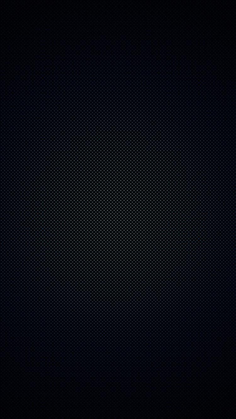 Dark Carbon Dots Texture iPhone 6 Wallpaper iPod Wallpaper HD 750x1334