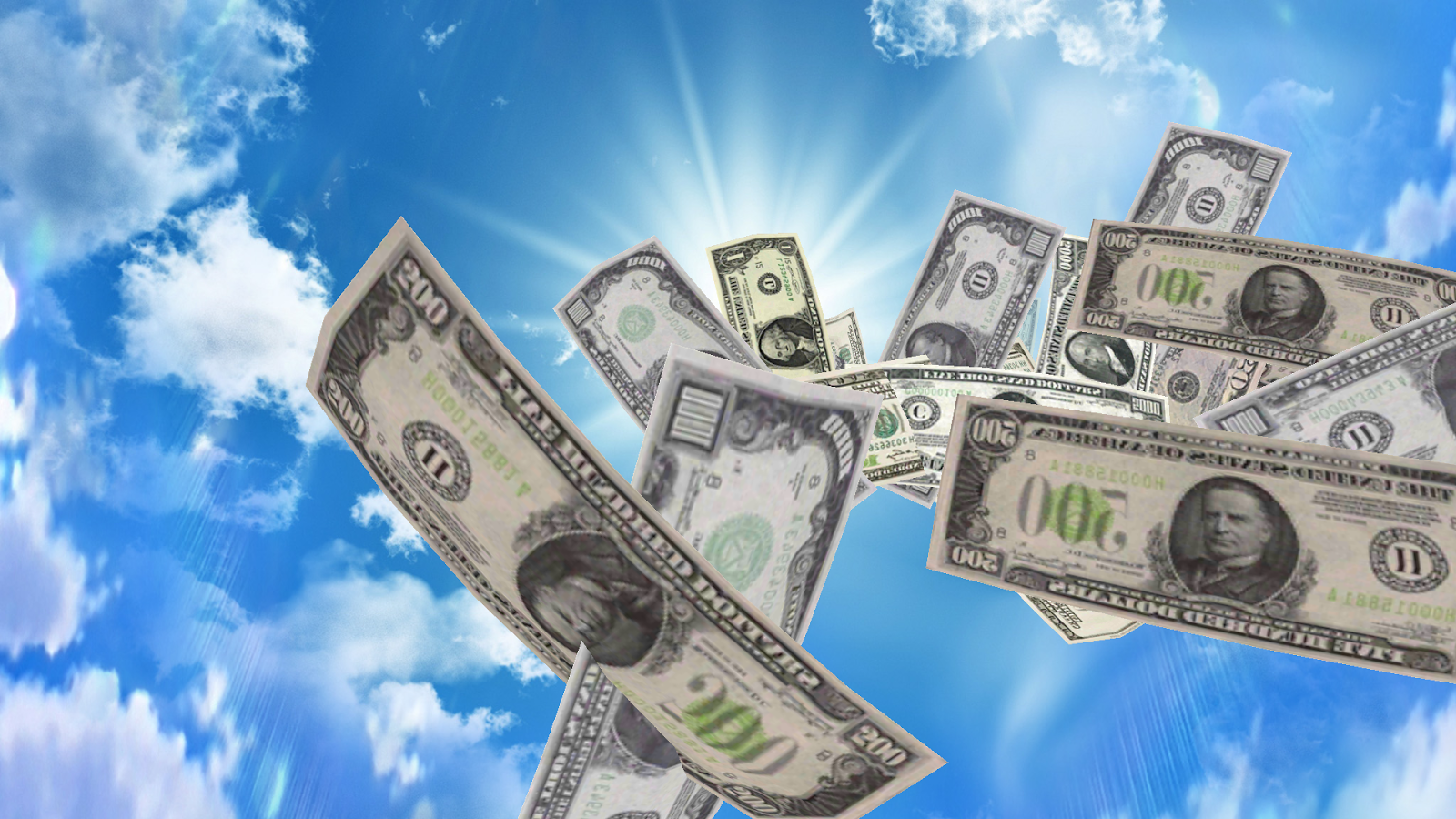 Falling Money 3D Wallpaper Pro   Android Apps on Google Play 1600x900