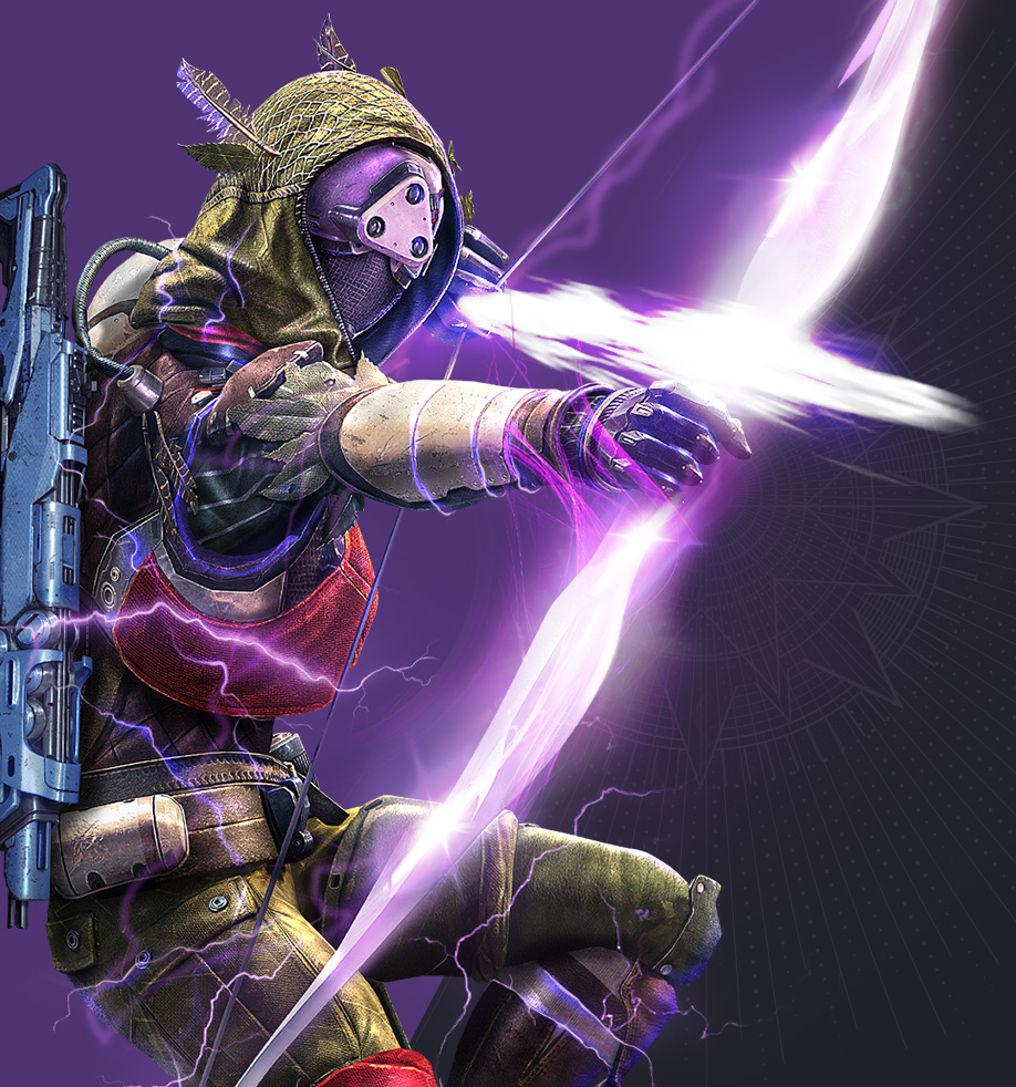 Destiny Desktop Wallpaper: Destiny Nightstalker Wallpaper