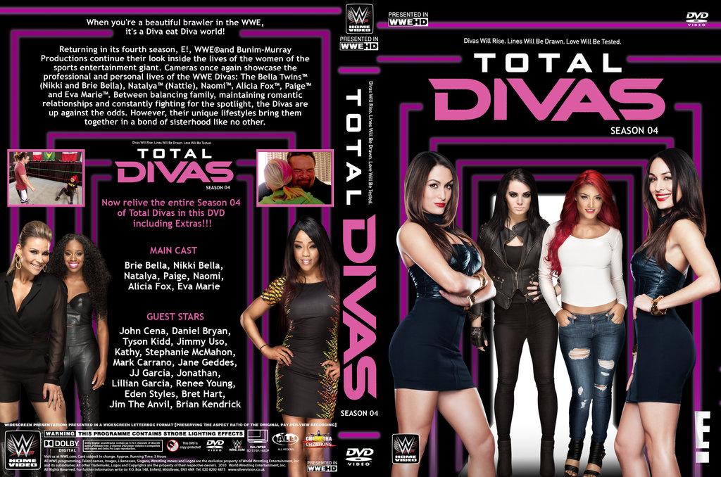 Wwe Total Divas Wallpaper Wallpapersafari