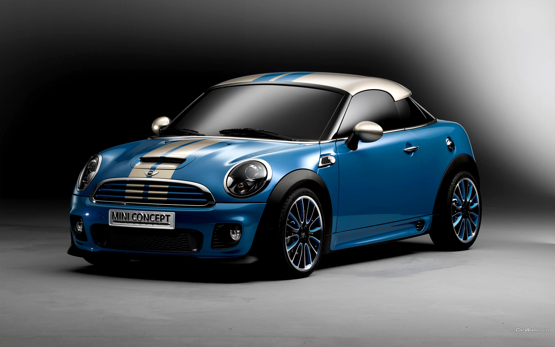 2014 Mini Cooper Coupe Sport Car Wallpaper 1920x1200